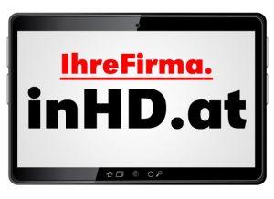 inHD.at - Ihre persönliche Webadresse für Ihren HD-Firmenfilm